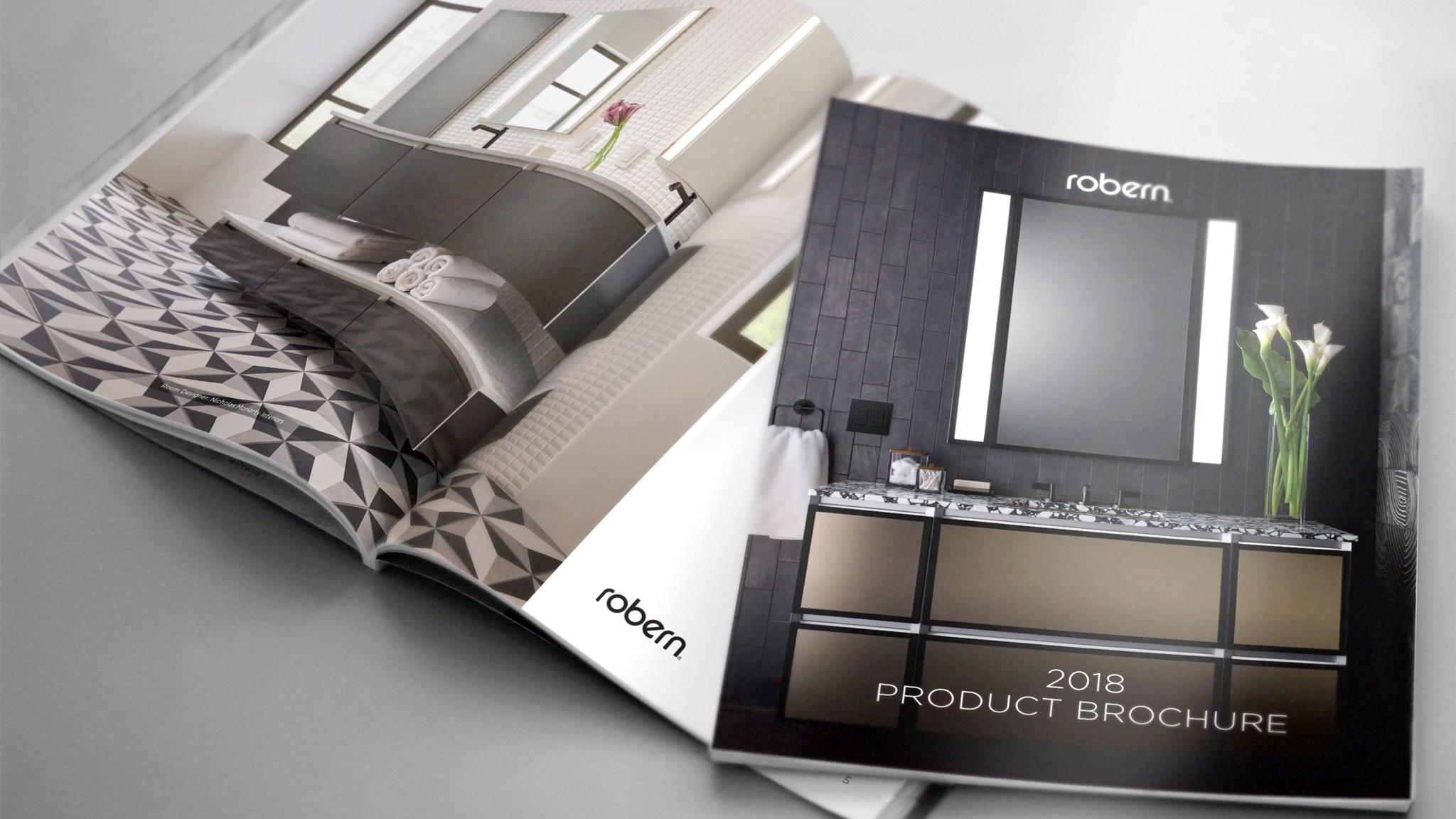 price books brochures robern