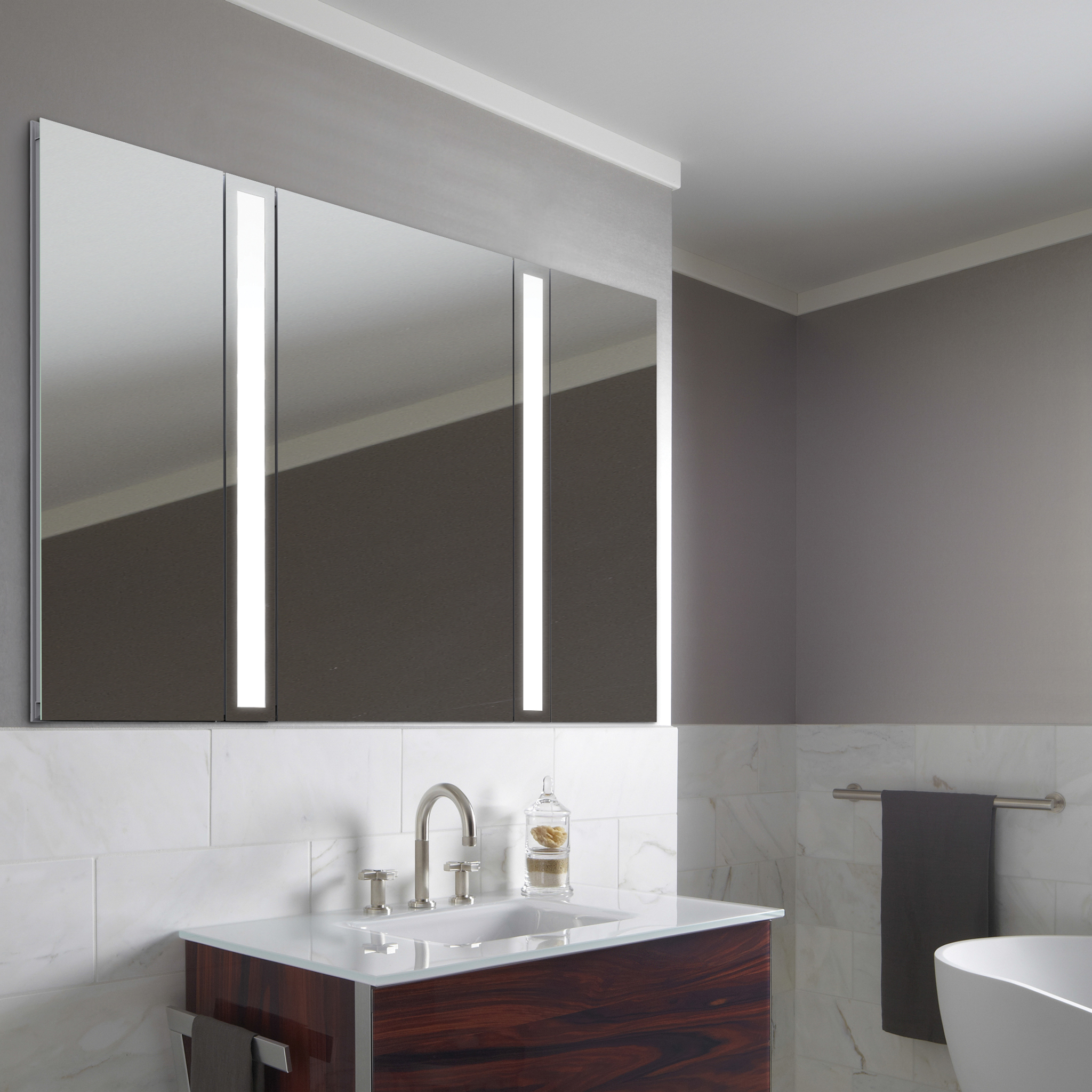 Robern Launches Products To Ensure Bathrooms Are Both Seen And Heard