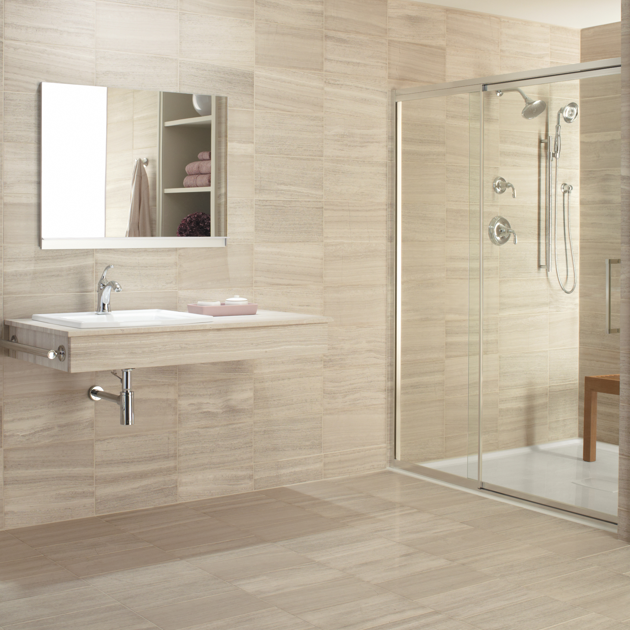 Uplift Robern Wiring Outlets In Bathroom