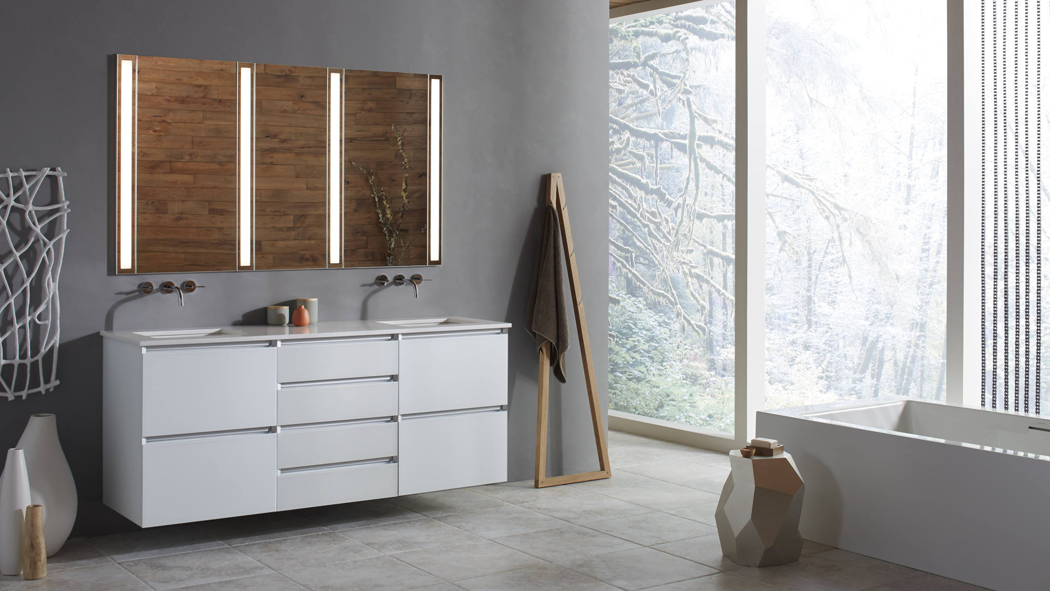 mirror design bathroom costco modern recessed plus full american light also afina inset fixtures triangle for robern standard lights beveled ideas outlet of mirrored brown estate size vanity medicine graff vanities with and cabinets all cabinet kohler faucets